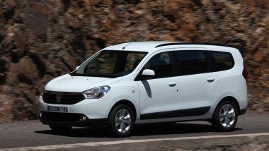 Listino prezzi Dacia Lodgy
