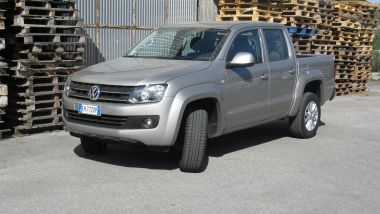 Listino prezzi Volkswagen Amarok