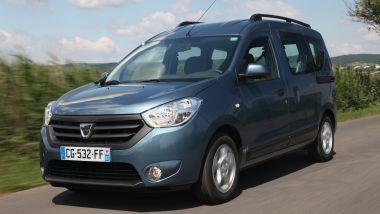 Listino prezzi Dacia Dokker