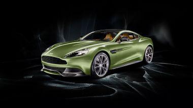 Listino prezzi Aston Martin Vanquish