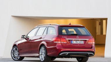 Listino prezzi Mercedes-Benz Classe E SW