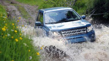 Listino prezzi Land Rover Freelander 2