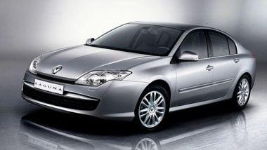 Listino prezzi Renault Laguna