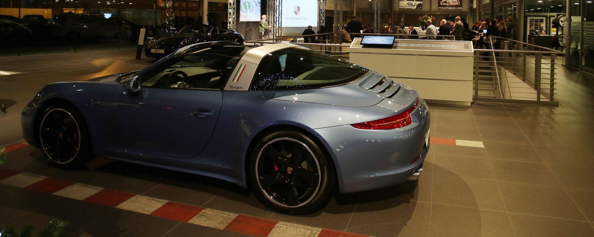 30 anni di Porsche Italia