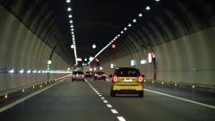300 Miglia smart: l'ultimo tratto di autostrada in direzione Bologna