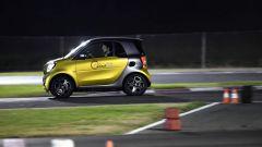 300 Miglia smart: per la gara a cronometro 2 giri di pista da fare in 3 minuti netti
