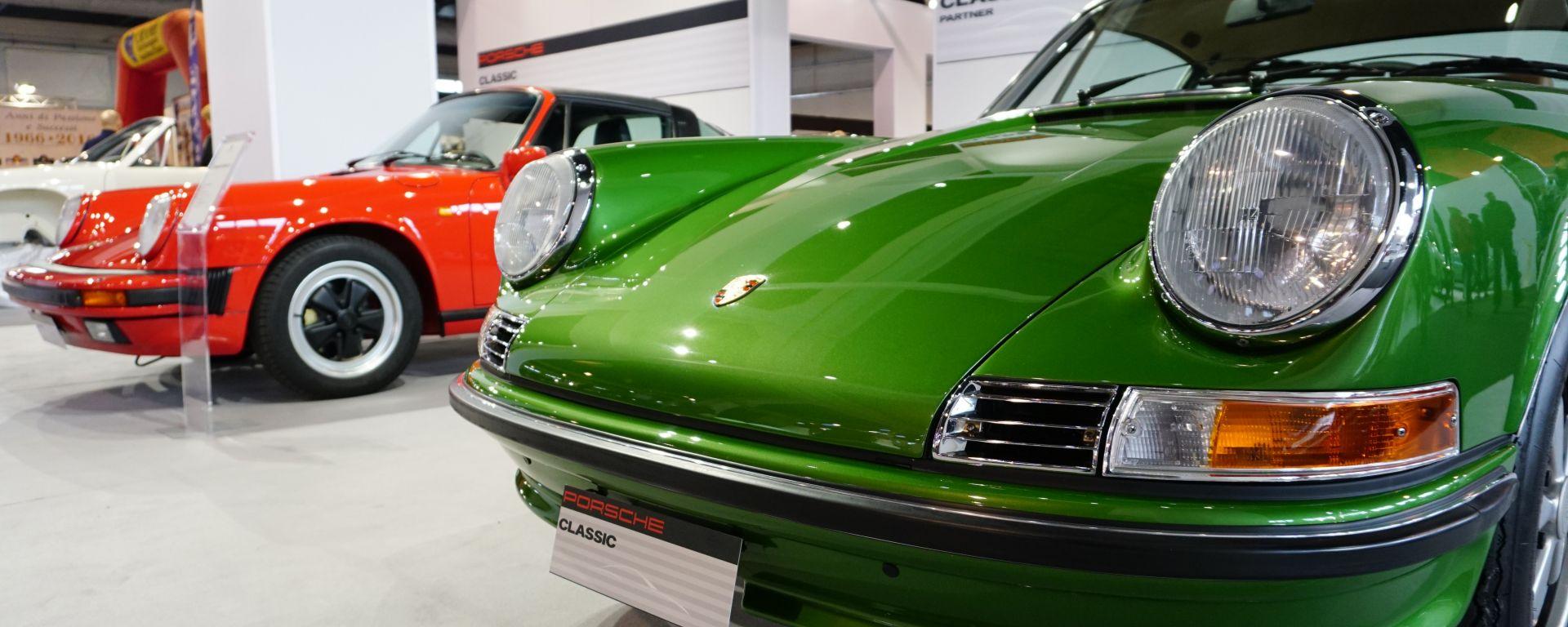 Auto e Moto d'Epoca: al via la 33a edizione. Guarda la gallery