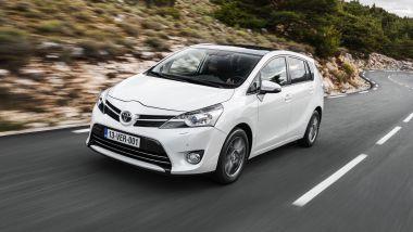 Listino prezzi Toyota Verso