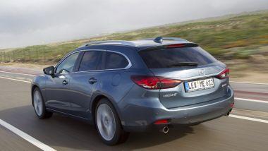 Listino prezzi Mazda Mazda6 Wagon