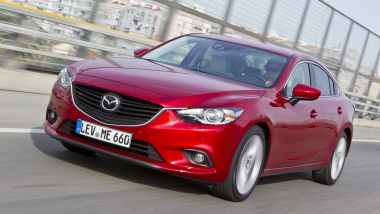 Listino prezzi Mazda Mazda6