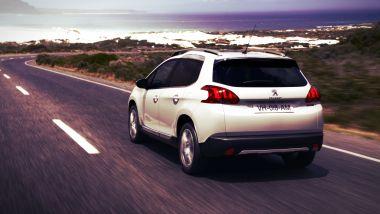 Listino prezzi Peugeot 2008