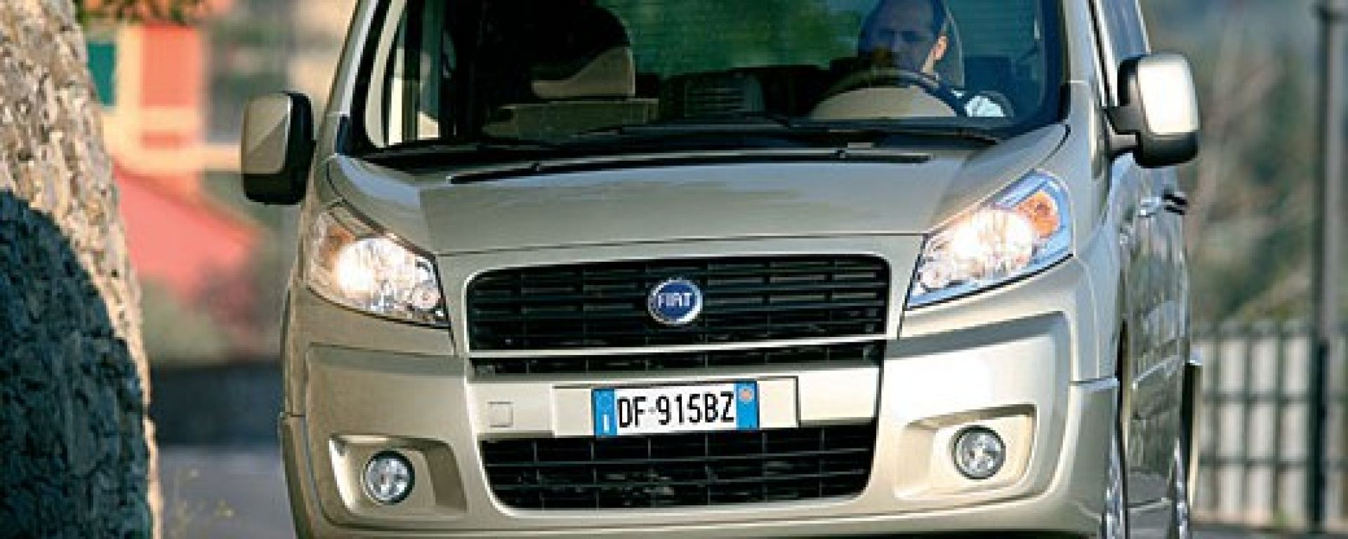 Fiat Nuovo Scudo Panorama