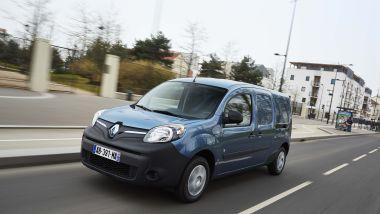 Listino prezzi Renault Kangoo