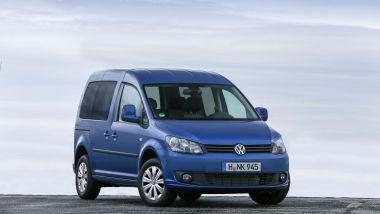 Listino prezzi Volkswagen Caddy
