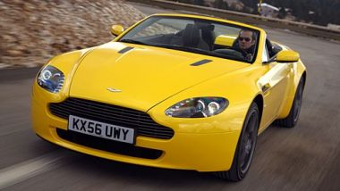 Listino prezzi Aston Martin DBS