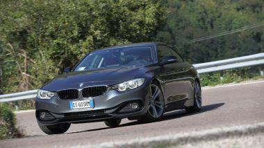 Listino prezzi BMW Serie 4 Coupé