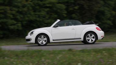 Listino prezzi Volkswagen Maggiolino Cabriolet