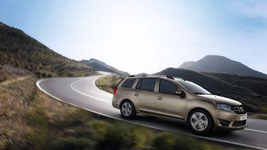 Listino prezzi Dacia Logan MCV