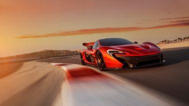 Listino prezzi McLaren P1