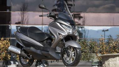 Listino prezzi Suzuki Burgman