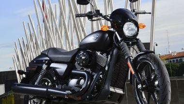 Listino prezzi Harley Davidson Street