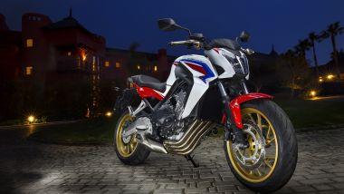 Listino prezzi Honda CB650F