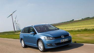 Listino prezzi Volkswagen Golf Variant
