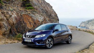 Listino prezzi Nissan Pulsar