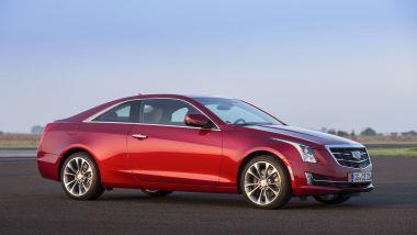 Listino prezzi Cadillac ATS Coupé