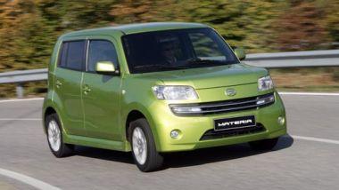 Listino prezzi Daihatsu Materia