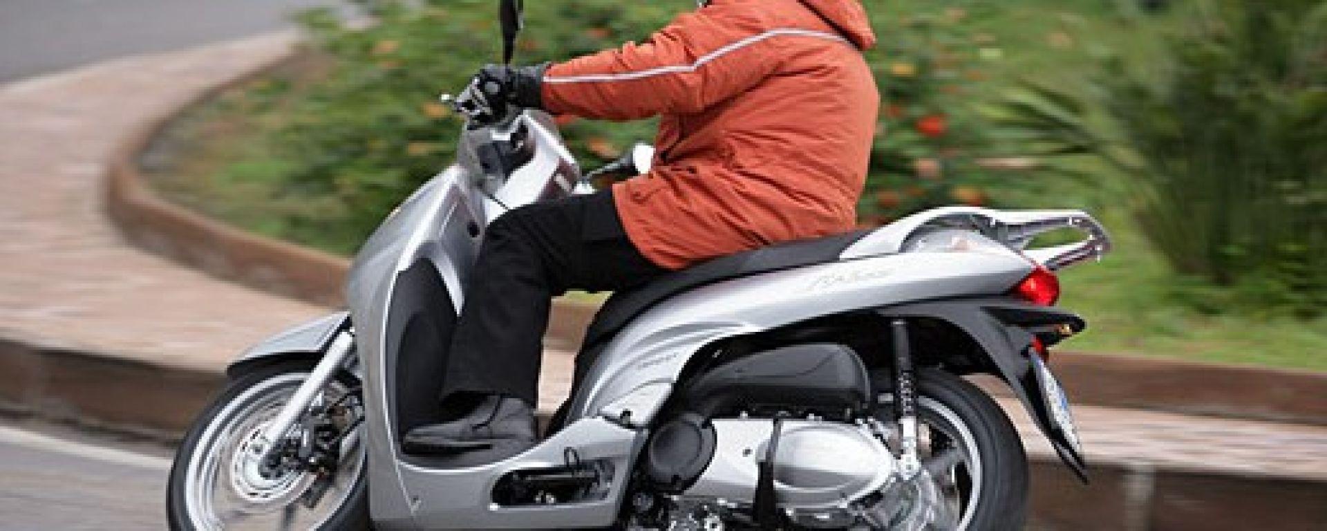 100% autentico miglior prezzo gamma esclusiva Prova: Honda SH300i - MotorBox