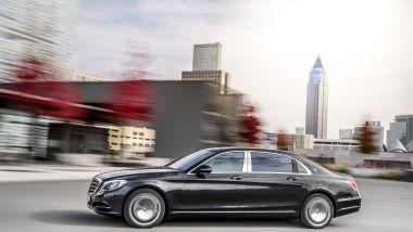 Listino prezzi Mercedes-Benz Classe S Maybach