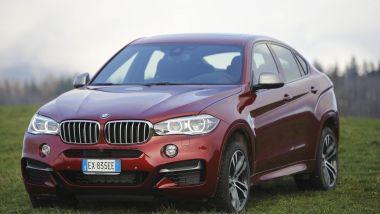 Listino prezzi BMW X6