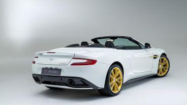 Listino prezzi Aston Martin Vanquish Volante