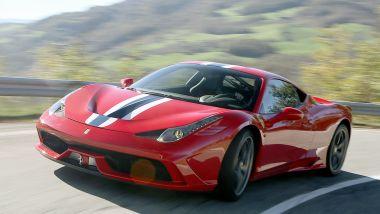 Listino prezzi Ferrari 458 Speciale