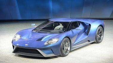 Listino prezzi Ford GT