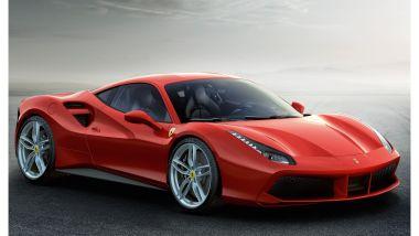 Listino prezzi Ferrari 488 GTB