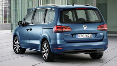 Listino prezzi Volkswagen Sharan