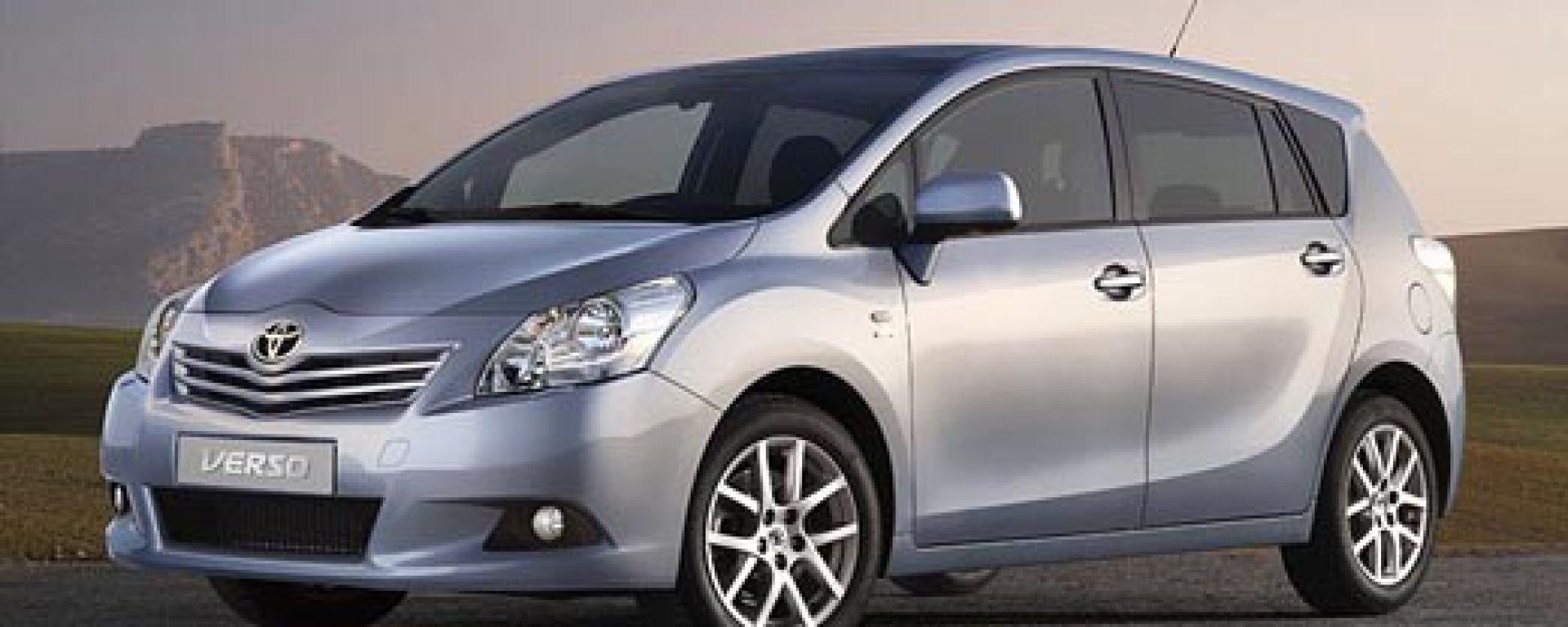 Toyota Verso 2010