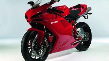 Listino prezzi Ducati 1098
