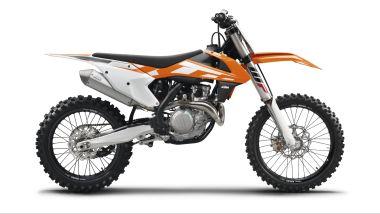 Listino prezzi KTM SX