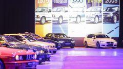 40 anni di BMW Serie 3 alla Stazione Leopolda di Firenze