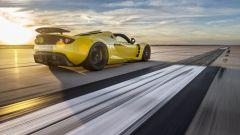 427 km/h: la Hennessey Venom Spyder batte il record della Bugatti Veyron - Immagine: 5