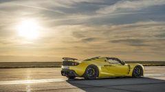 427 km/h: la Hennessey Venom Spyder batte il record della Bugatti Veyron - Immagine: 7