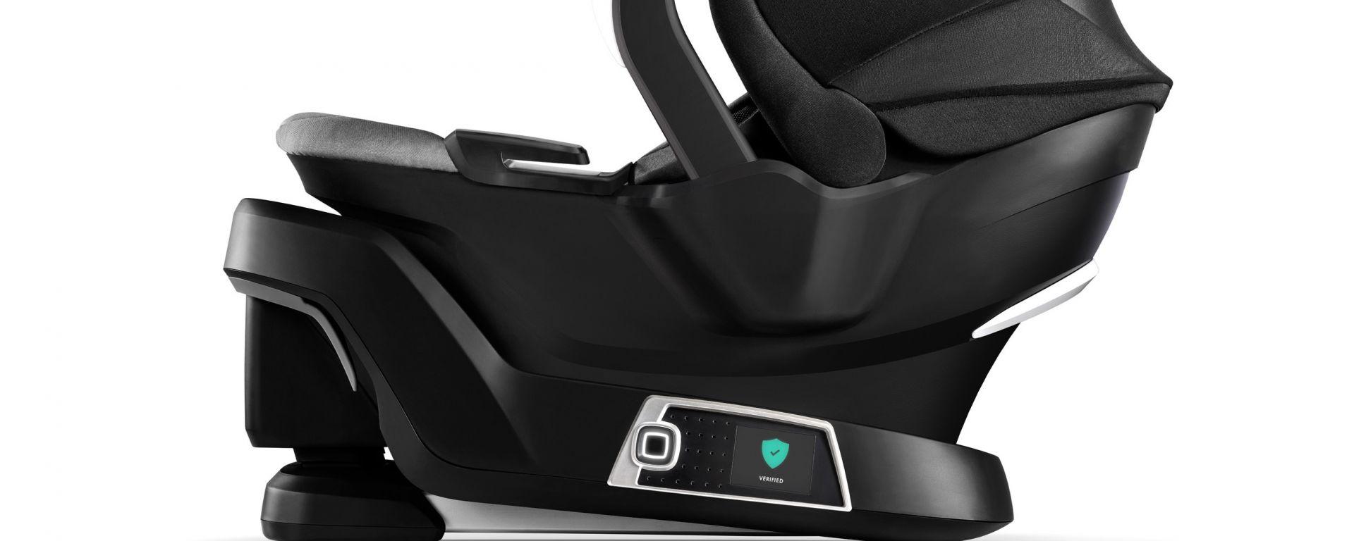 4Moms: il seggiolino auto hi-tech