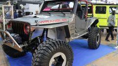 4x4 Fest: Jeep Wrangler personalizzata