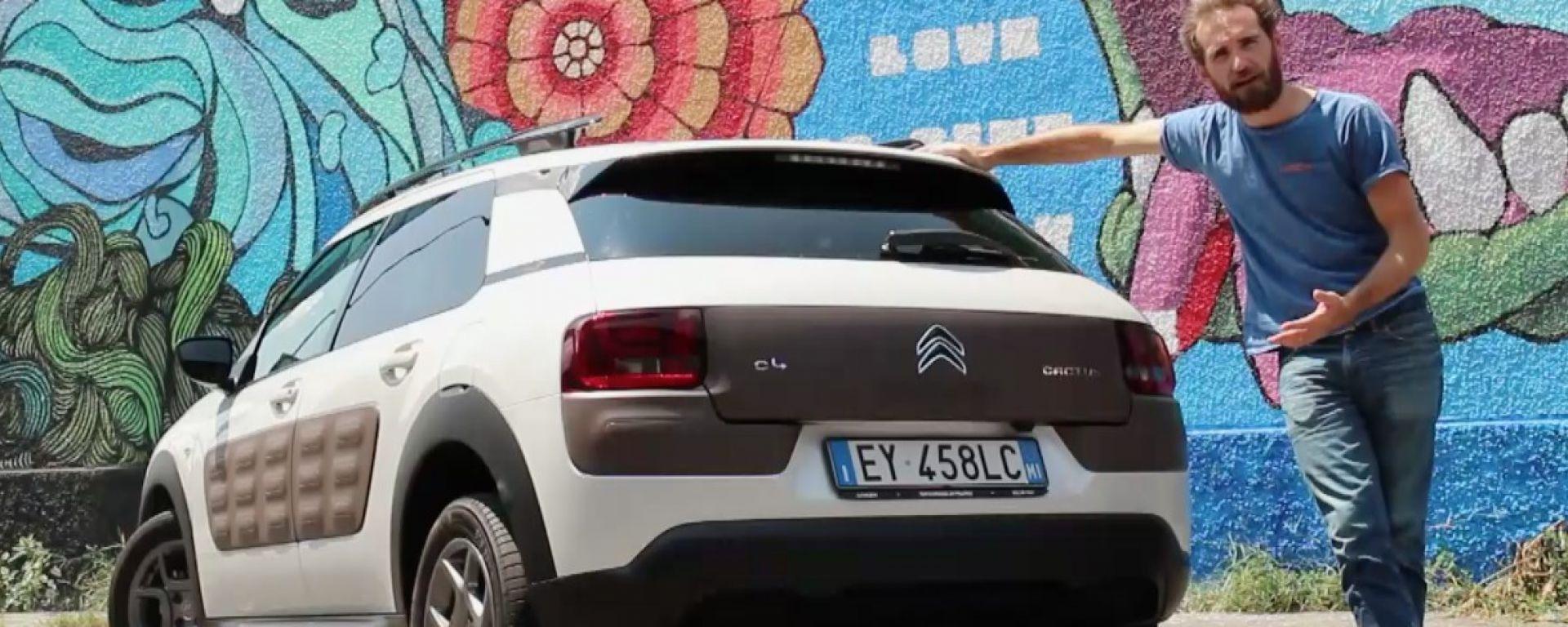 5 domande su... Citroën C4 Cactus