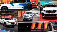 5 SUV ibridi in arrivo da Parigi 2018
