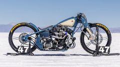 5. Turbo Harley Evo Lucky Custom