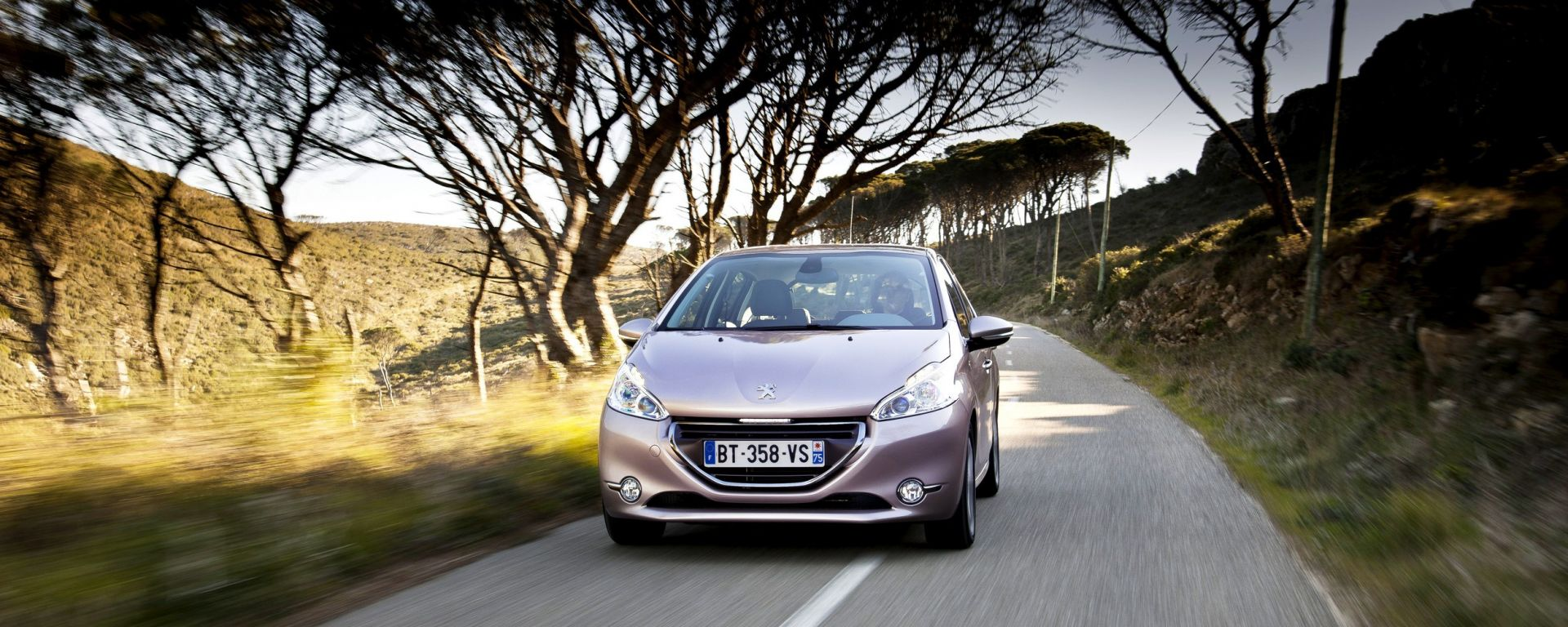 5.000 km con la Peugeot 208 1.2 VTi